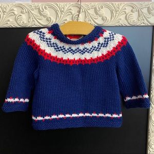Other - 🆕 Hand knit sweater
